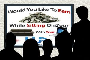 Would you like to earn sitting on your couch